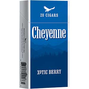 Cheyenne Little Cigars Xotic Berry 100 Box