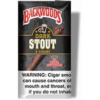 Backwoods Cigars Dark Stout 8 5CT