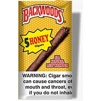 Backwoods Cigars Honey 8 5CT