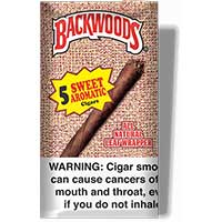 Backwoods Cigars Sweet Aromatic 8 5CT