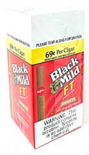 Black and Mild Filter Tip Sweets Cigars 30ct Box