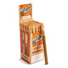 Black and Mild Jazz Wood Tip Cigars 25ct Box