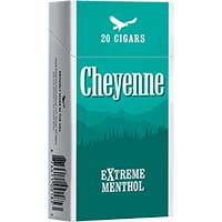 Cheyenne Little Cigars Extreme Menthol 100 Box