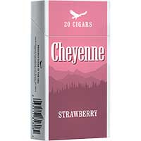 Cheyenne Little Cigars Strawberry 100 Box