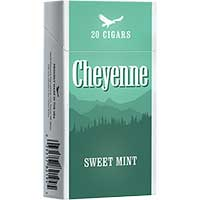 Cheyenne Little Cigars Sweet Mint 100 Box