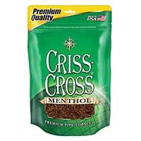 Criss Cross Menthol 16oz Pipe Tobacco