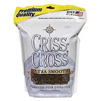 Criss Cross Ultra Smooth 16oz Pipe Tobacco