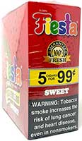 Fiesta Cigarillos Sweet 15ct