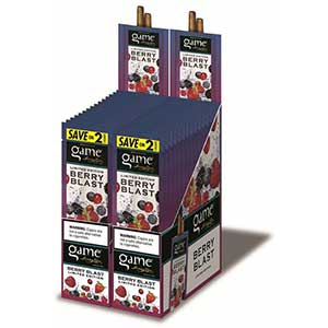 Game Cigarillos Berry Blast 30ct