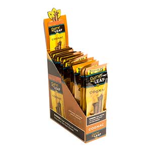 Game Leaf Cigarillos Cognac 15ct