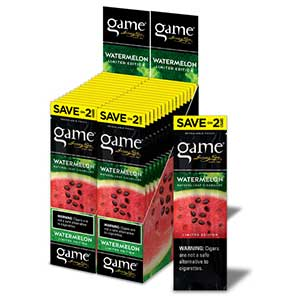 Game Cigarillos Watermelon 30ct
