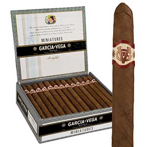 Garcia Y Vega Miniatures 50ct Box
