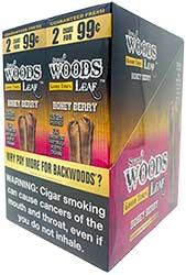 Good Times Sweet Woods Leaf Honey Berry 30ct