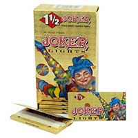 Joker Lights 1.5 Rolling Papers 24ct Box