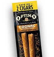 Optimo Cigarillos Cognac 30ct