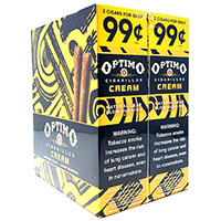 Optimo Cigarillos Cream 30ct