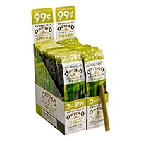 Optimo Cigarillos Green 30ct