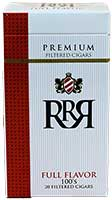 RRR Full Flavor Filtered Cigars