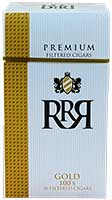 RRR Gold Filtered Cigars