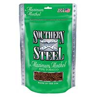 Southern Steel Maximum Menthol 16oz Pipe Tobacco