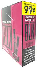 Swisher Sweets BLK Berry Tip Cigarillos