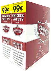 Swisher Sweets Cigarillos Regular