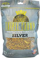 Triple Crown Silver 16oz Pipe Tobacco