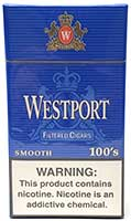 Westport Little Cigars Smooth 100 Box