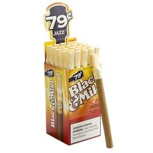 Black and Mild Jazz Cigars 25ct Box Pre Priced