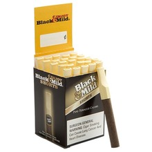 Black and Mild Original Shorts Cigars 25ct Box