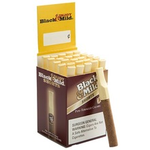 Black and Mild Shorts Wine Cigars 25ct Box