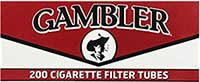 Gambler Full Flavor King Size Cigarette Tubes 200ct