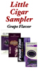 Little Cigar Sampler Carton Grape