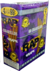 Rap Cigarillos Grape 15ct Box