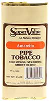 Super Value Amaretto Pipe Tobacco 6 Pack