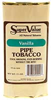 Super Value Vanilla Pipe Tobacco 6 Pack