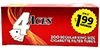 4 Aces Red King Size Cigarette Tubes 200ct