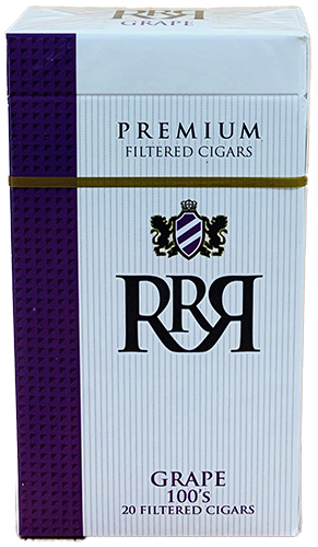 RRR Grape Filtered Cigars