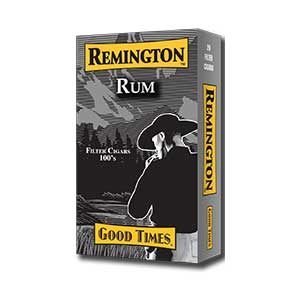 Remington Little Cigars Rum