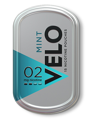 VELO Nicotine Pouches Mint 2mg 5ct