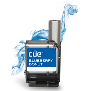 Cue Vapor Refill Cartridge Blueberry Donut 6mg