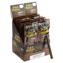 Dutch Masters Cigarillos Chocolate 20 Packs of 3