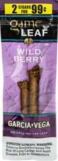 Game Leaf Cigarillos Wild Berry $1.29